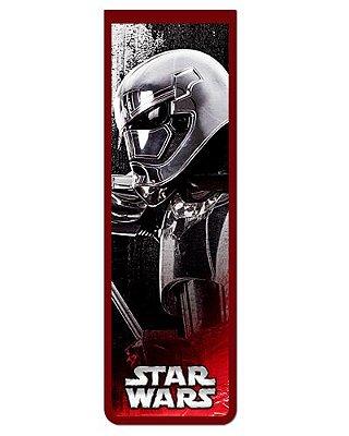 Marcador De Página Magnético Capitã Phasma - Star Wars - MFI21