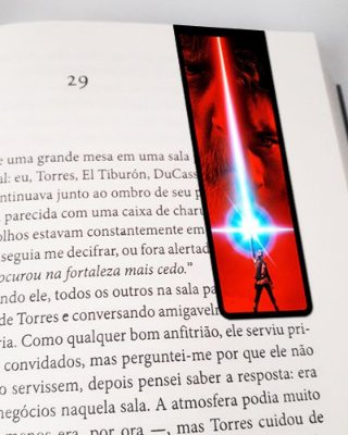 Marcador De Página Magnético Rey - Star Wars - MFI35