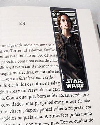Marcador De Página Magnético Jyn Erso - Star Wars - MFI45