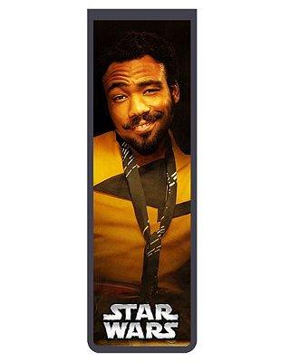 Marcador De Página Magnético Lando Calrissian - Star Wars - MFI54