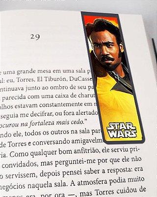 Marcador De Página Magnético Lando Calrissian - Star Wars - MFI56