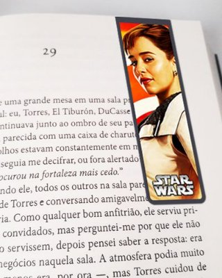 Marcador De Página Magnético Qi'ra - Star Wars - MFI57