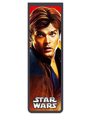 Marcador De Página Magnético Han Solo - Star Wars - MFI58