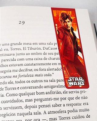 Marcador De Página Magnético Han Solo - Star Wars - MFI59