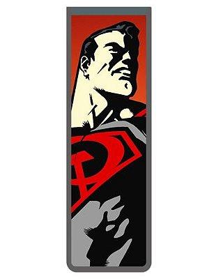 Marcador De Página Magnético Superman - MDC109