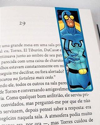 Marcador De Página Magnético Besouro Azul - MDC143