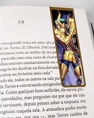 Marcador De Página Magnético Shura - Cavaleiros do Zodíaco - MAN16