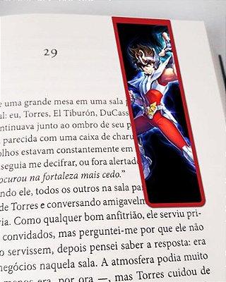 Marcador De Página Magnético Seiya - Cavaleiros do Zodíaco - MAN42