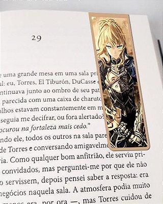 Marcador De Página Magnético Saber - Fate/Zero - MAN121