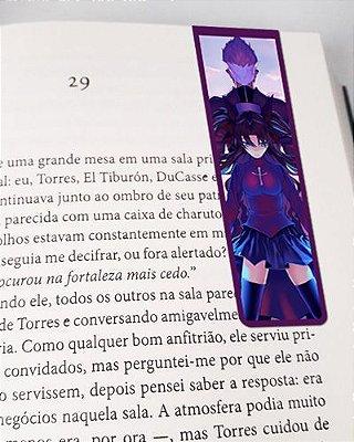 Marcador De Página Magnético Rin e Archer - Fate/Stay Night - MAN124