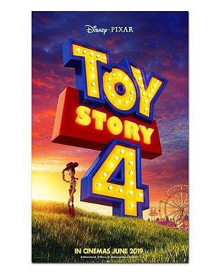 Ímã Decorativo Pôster Toy Story 4 - IPF566