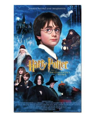 Ímã Decorativo Pôster Harry Potter - IPF479