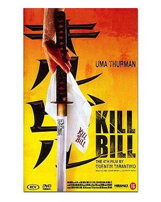 Ímã Decorativo Pôster Kill Bill - IPF471