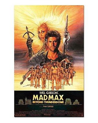 Ímã Decorativo Pôster Mad Max - Além da Cúpula do Trovão - IPF461