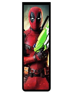 Marcador De Página Magnético Deadpool - MMA101