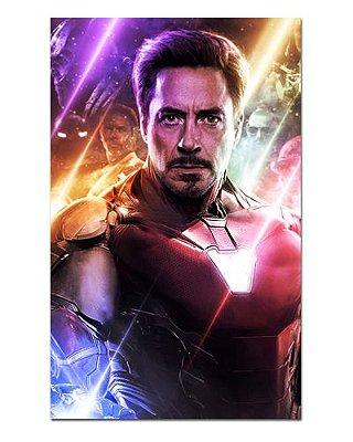 Ímã Decorativo Iron Man - Avengers Endgame - IQM09