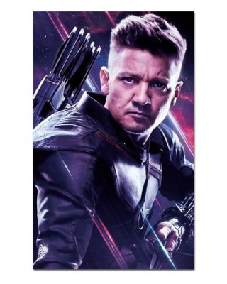 Ímã Decorativo Hawkeye - Avengers Endgame - IQM18