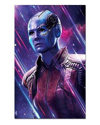 Ímã Decorativo Nebula - Avengers Endgame - IQM22