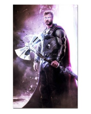 Ímã Decorativo Thor - Avengers Endgame - IQM33