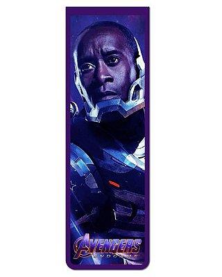 Marcador De Página Magnético War Machine - Avengers - MMA113