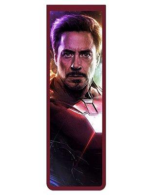 Marcador De Página Magnético Iron Man - Avengers - MMA139