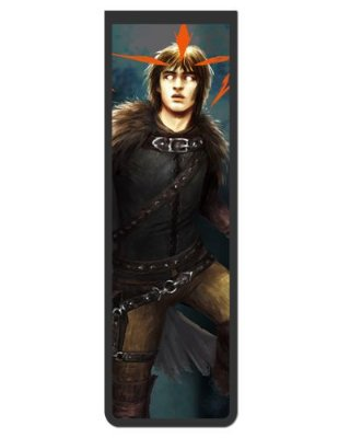 Marcador De Página Magnético Bran - Game of Thrones - GOT63