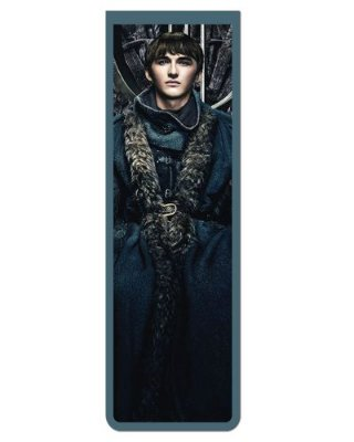 Marcador De Página Magnético Bran - Game of Thrones - GOT67