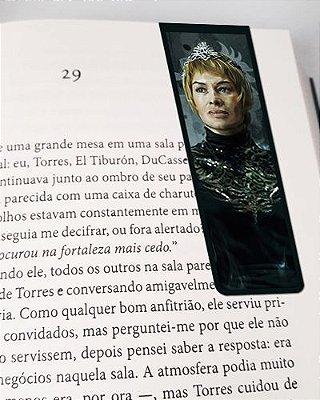 Marcador De Página Magnético Cersei - Game of Thrones - GOT70
