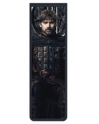 Marcador De Página Magnético Jaime - Game of Thrones - GOT73