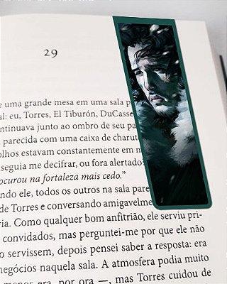 Marcador De Página Magnético Jon Snow - Game of Thrones - GOT79