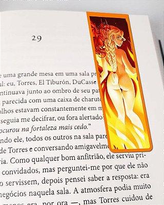 Marcador De Página Magnético Daenerys - Game of Thrones - GOT107