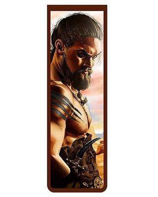Marcador De Página Magnético Khal Drogo - Game of Thrones - GOT109