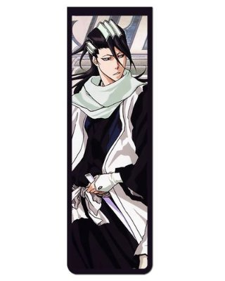 Marcador De Página Magnético Byakuya - Bleach - MAN079