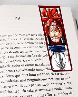 Marcador De Página Magnético Gogeta - Dragon Ball - MAN134