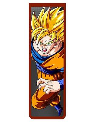 Marcador De Página Magnético Goku - Dragon Ball - MAN136