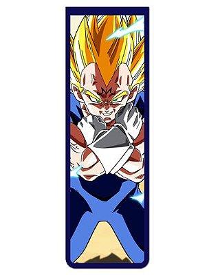 Marcador De Página Magnético Majin Vegeta - Dragon Ball - MAN148