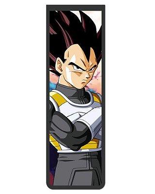 Marcador De Página Magnético Vegeta - Dragon Ball - MAN151