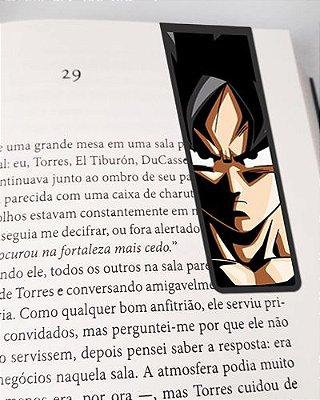 Marcador De Página Magnético Goku - Dragon Ball - MAN173