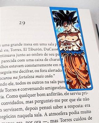 Marcador De Página Magnético Goku - Dragon Ball - MAN180