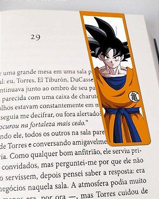 Marcador De Página Magnético Goku - Dragon Ball - MAN185