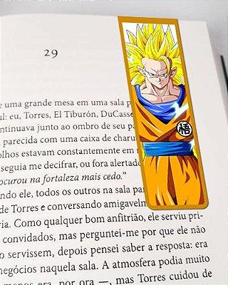 Marcador De Página Magnético Goku - Dragon Ball - MAN189