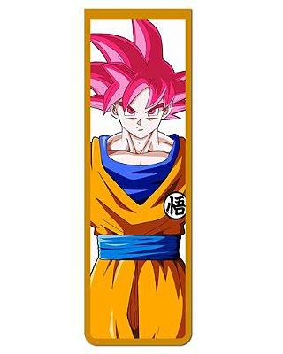 Marcador De Página Magnético Goku - Dragon Ball - MAN190