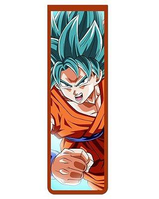 Marcador De Página Magnético Goku - Dragon Ball - MAN193