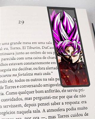 Marcador De Página Magnético Goku - Dragon Ball - MAN214