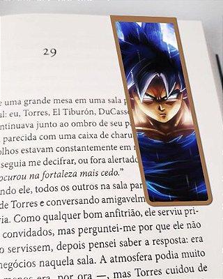 Marcador De Página Magnético Goku - Dragon Ball - MAN226