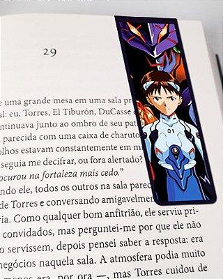Marcador De Página Magnético Shinji - Evangelion - MAN271