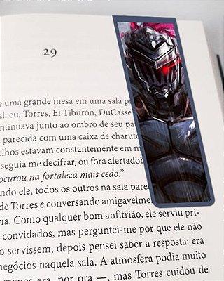 Marcador De Página Magnético Goblin Slayer - MAN316