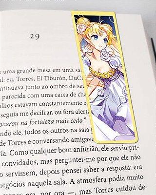 Marcador De Página Magnético Serenity - Sailor Moon - MAN436