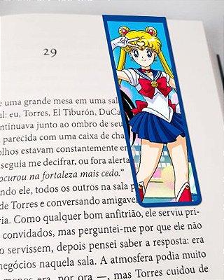 Marcador De Página Magnético Sailor Moon - MAN440
