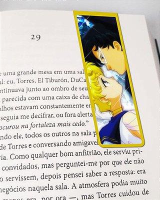 Marcador De Página Magnético Sailor Moon e Mamoru - MAN442